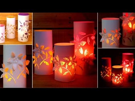 How To Make Decorations - how to make fancy paper lantern diwali lantern