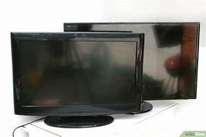 Petite Tv Ecran Plat : 3 mani res de choisir un cran plat wikihow ~ Nature-et-papiers.com Idées de Décoration