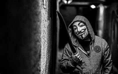 Hacker Mask Wallpapers Anonymous Backgrounds Cave