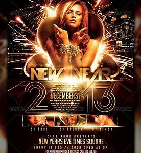 New Years Eve Party Poster Templates | www.pixshark.com ...