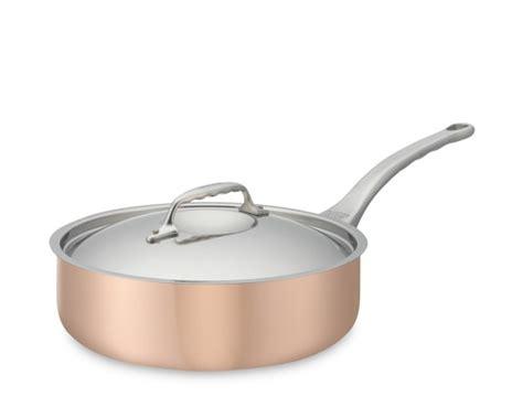 de buyer prima matera copper saute pan williams sonoma
