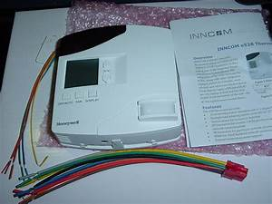 Honeywell Inncom E528 4g E528 Thermostat Hvac Controller New