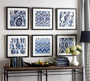 refresh your home with wall art With pottery barn wall decor ideas