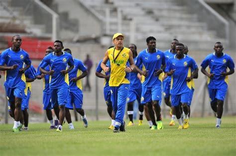 Le Gabon Organise La Coupe D'afrique Des Nations 2017