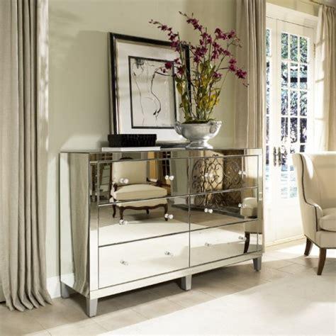 ideas  ultra modern mirror covered furniture
