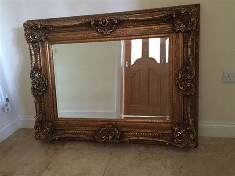 Buy Decorative Wall Mirrors For Sale by Large Decorative Mirror For Sale In Cambridge