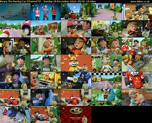Roary The Racing Car Channel 5 2016 12 18 0550