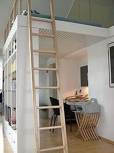 Holzleiter Selber Bauen : hochbett mit holzleiter apartment ideas bett hochbett und hochbett erwachsene ~ Frokenaadalensverden.com Haus und Dekorationen