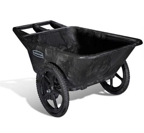 2 wheel garden cart rubbermaid big wheel garden cart handtrucks2go 3824