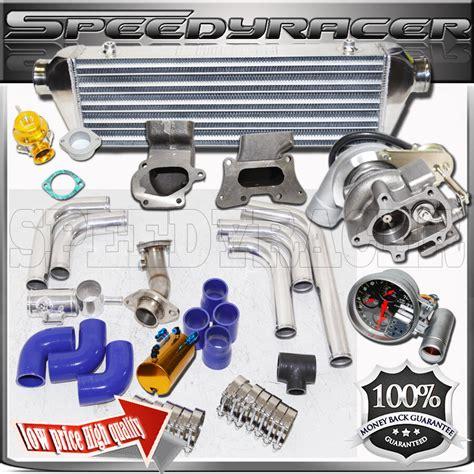 Turbocharger For Honda Civic Si by Turbo Kit Bolt On Fit 2006 2011 Honda Civic R18 Dx Ex