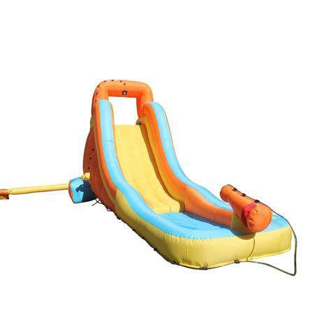 Sportspower My First Inflatable Water Slide INF 2081   The