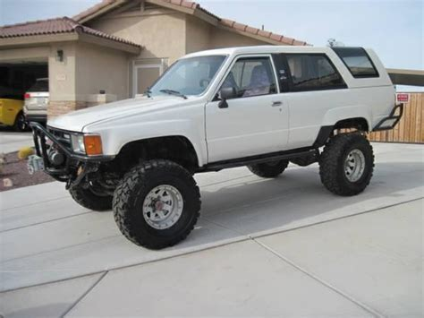 1985 Toyota 4runner For Sale by 1985 Toyota 4runner Cars For Sale