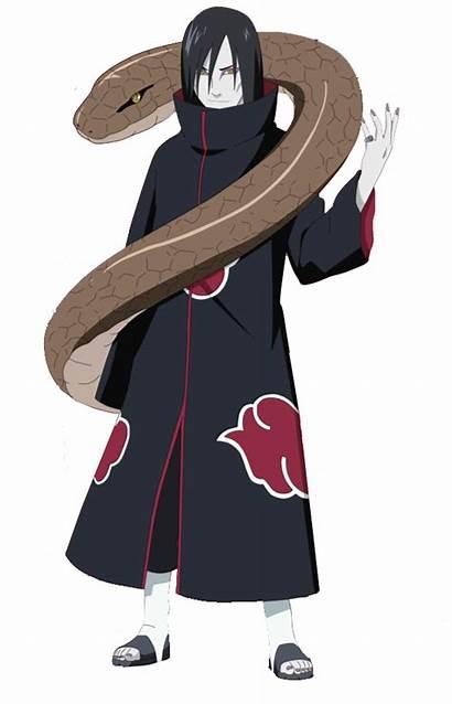 Orochimaru Naruto Render Pngkit