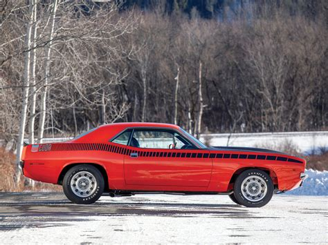 1970 Plymouth Aar 'cuda (bs23) Muscle Classic Barracuda F