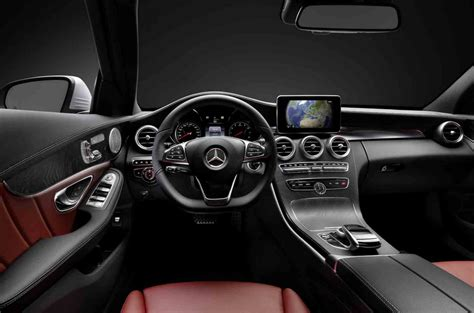 2015 toyota avanza 1 3 g m 2015 mercedes c class w205 interior leaked