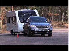 BMW X5 review BMW tow cars Practical Caravan