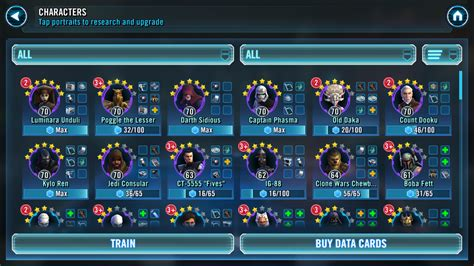 lets discuss arena match star wars galaxy  heroes forums
