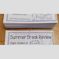 Great Free Summer Review Book!  The Teacher In Me