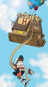 Blame The 1st Fan Art Fright Days Gravity Falls