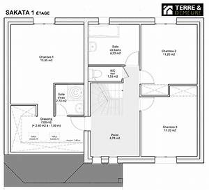 plan maison etage 150m2 With plan appartement 150 m2 7 plan maison moderne 120m2