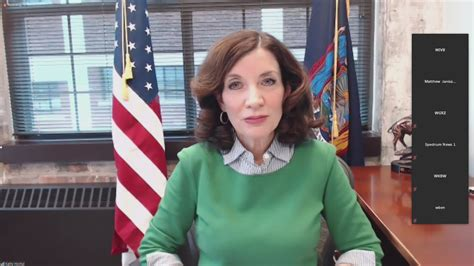 """Johnson city, ny 13790 news tips: Lt. Gov. Kathy Hochul announces """"control group"""" of local leaders will work together to reopen ..."""