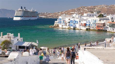 Rick Steves Europe Greek Islands Santorini Mykonos And