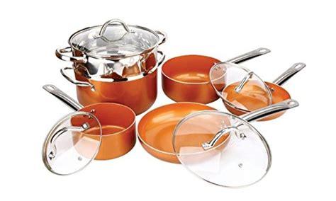 stick chef pan   pfoa  skillet oven dishwasher safe  pans  lids