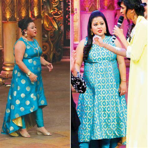5 Plus Size Fashion Trends set by Comedian Bharti Singh ...