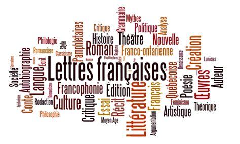 au sujet des départements français moments programmes de premier cycle departement de francais
