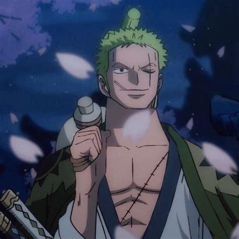 Anime Pfp Zoro Zoro One Piece  Zoro Onepiece Sword