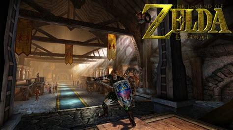 legend  zelda dragon age image mod db