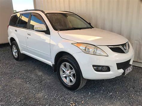 Suv For Sale by Suv Wagon Great Wall 2011 For Sale White Used Vehicle Sales