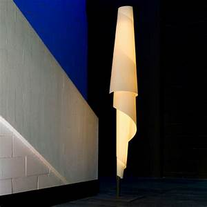 The official blog of the new york institute of art and for Costura f floor lamp