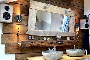 Steine Für Wandverkleidung : ausgefallene badezimmer bilder waschbecken aus stein ausgefallene wandverkleidung aus alten ~ Bigdaddyawards.com Haus und Dekorationen