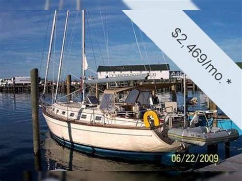 Boat Repair Racine Wi by Island Packet 420 For Sale Daily Boats Buy Review