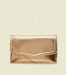 Pochette Rose Gold : pochettes femme petits sacs de soir e baguettes new look ~ Teatrodelosmanantiales.com Idées de Décoration