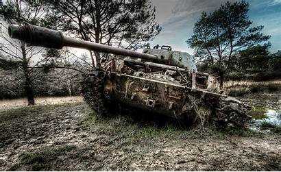 Hdr Tanks Army Tank Military Desktop Wreck