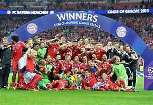 Champions League Final: Bayern Munich 2-1 Borussia ...