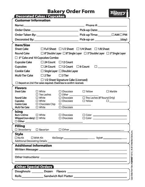 download walmart job application form free walmart bakery cake order form free job application form