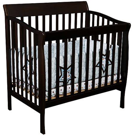 delta crib parts delta 2 in 1 mini crib chocolate walmart