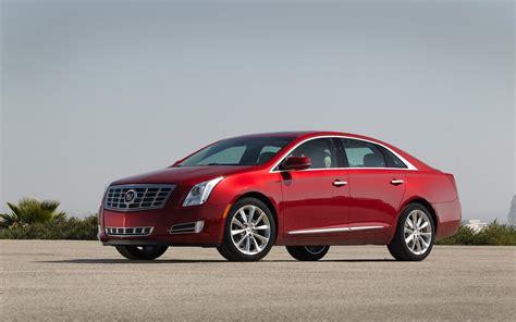2014 Cadillac Xts Gets 410-hp Turbo V-6, More Equipment