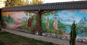 Peinture Pour Mur Extérieur : peinture pour mur exterieur crepi 20171001165154 ~ Dailycaller-alerts.com Idées de Décoration