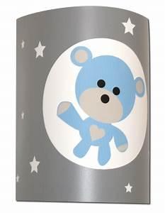 Applique Murale Chambre Enfant : lampe murale pour enfant ouistitipop ~ Teatrodelosmanantiales.com Idées de Décoration