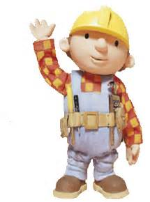 Bob the Builder Waving