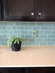 kitchen backsplash green green subway tile kitchen backsplash images