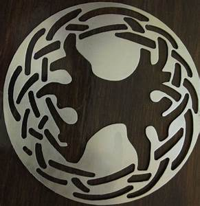 Celtic, Tree, Of, Life, Stencil
