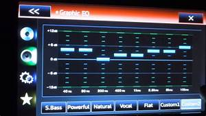 Best Equalizer Settings For Car Audio