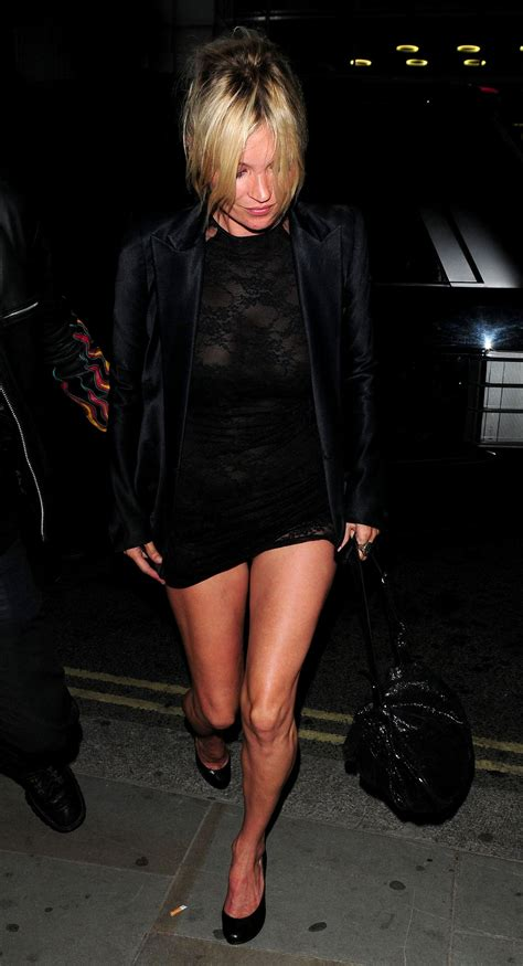 kate moss  james browns  hair salon