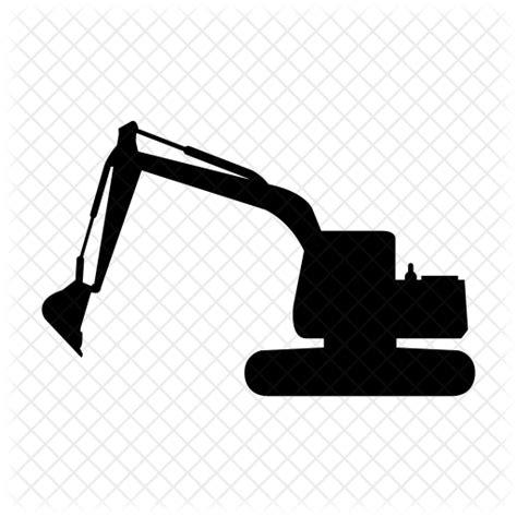 mini excavator png black  white transparent mini excavator black  whitepng images pluspng