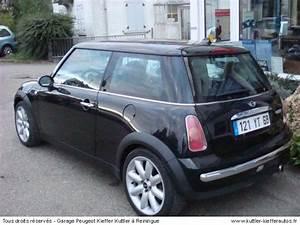 Achat Mini Cooper : mini cooper 115cv 2002 occasion auto mini cooper ~ Gottalentnigeria.com Avis de Voitures